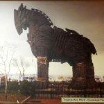 Ambiente Aroma Restaurant Trojanisches Pferd